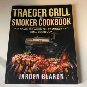 Traeger grill and smoker cookbook bbq cuisine